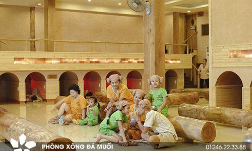 Jjim Jil Bang Queens Bay – Spa Hàn Quốc đầu tiên tại Hải Phòng