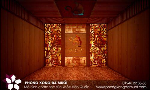 Phòng Xông Đá Muối Himalaya Cẩm Phả, Quảng Ninh