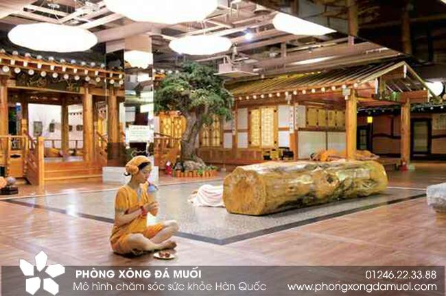 Spa Hàn Quốc – Korean Spa – Jjim Jil Bang với 3 loại phòng xông điển hình