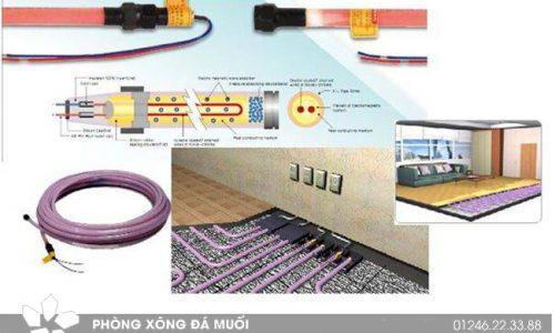 Thông cáo báo chí về Dây hồng ngoại Hàn Quốc ENERPIA