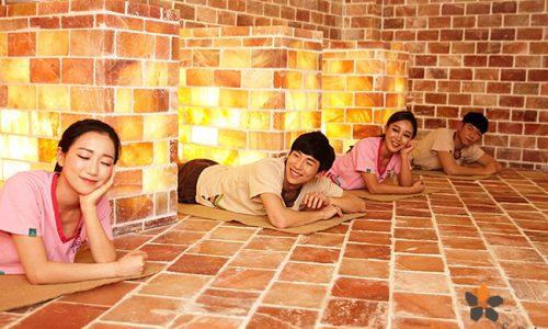 Xây dựng phòng xông đá muối có khó không?
