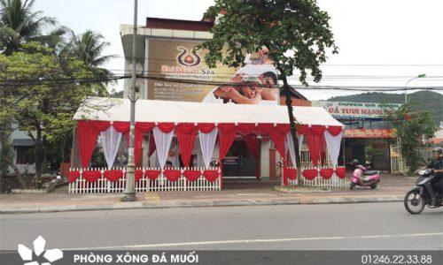 Chúc mừng Khai trương Muối Spa Quảng Ninh