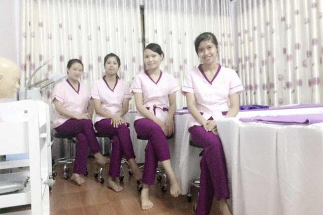 Đá Muối Spa đầu tiên vùng Đông Bắc – Cẩm Phả, Quảng Ninh