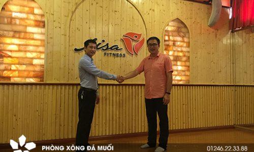 Phòng tập Hot Yoga tiêu chuẩn đầu tiên ở miền Bắc