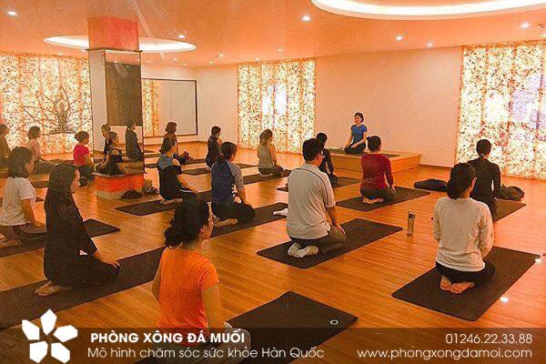 Queens Bay Hải Dương – Tổ hợp Fitness Yoga Spa
