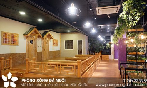 Jjim Jil Bang Queens Bay Bay Bắc Ninh – Xông hơi Hàn Quốc chuẩn